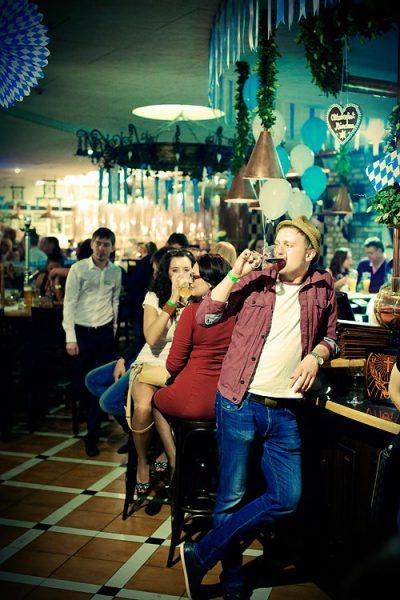 Открытие «Октоберфеста», 21 сентября 2012 - Ресторан «Максимилианс» Самара - 16