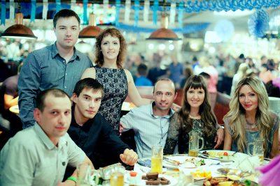 Открытие «Октоберфеста», 21 сентября 2012 - Ресторан «Максимилианс» Самара - 19