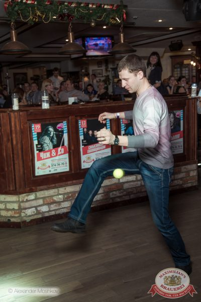 Оздоровительные вечеринки в «Максимилианс», 2 января 2015 - Ресторан «Максимилианс» Самара - 17