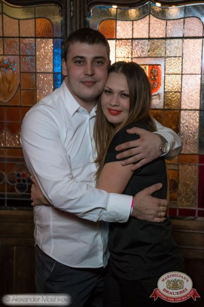 «Дыхание ночи»: Dj Pasha Lee (Москва), 28 февраля 2015 - Ресторан «Максимилианс» Самара - 09
