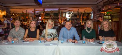 Первый конкурсный день проекта «Давайте Потанцуем», 14 октября 2014 - Ресторан «Максимилианс» Самара - 02