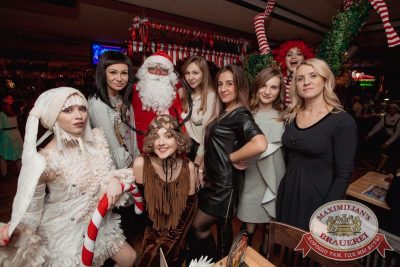 Письмо Деду Морозу: репетиция Нового года, 8 декабря 2017 - Ресторан «Максимилианс» Самара - 60