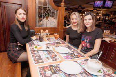 Похмельные вечеринки, 2 января 2020 - Ресторан «Максимилианс» Самара - 54