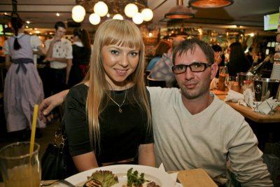 Потап и Настя, 8 ноября 2012 - Ресторан «Максимилианс» Самара - 09