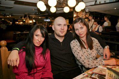 Потап и Настя, 8 ноября 2012 - Ресторан «Максимилианс» Самара - 10