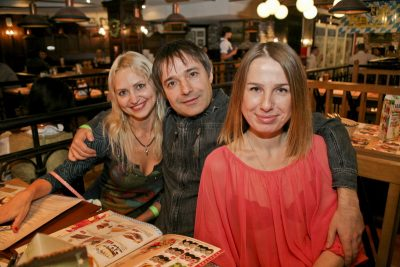 Потап и Настя, 8 ноября 2012 - Ресторан «Максимилианс» Самара - 11