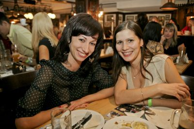 Потап и Настя, 8 ноября 2012 - Ресторан «Максимилианс» Самара - 13