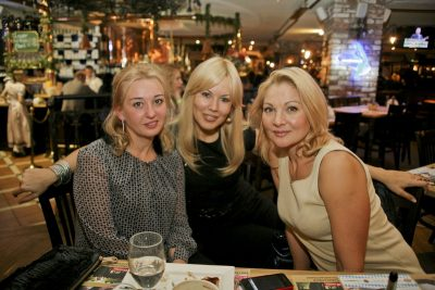 Потап и Настя, 8 ноября 2012 - Ресторан «Максимилианс» Самара - 16