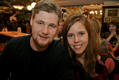 Потап и Настя, 8 ноября 2012 - Ресторан «Максимилианс» Самара - 17