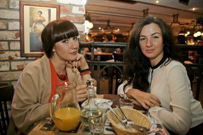 Потап и Настя, 8 ноября 2012 - Ресторан «Максимилианс» Самара - 18