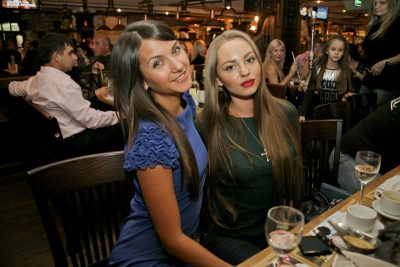 Потап и Настя, 8 ноября 2012 - Ресторан «Максимилианс» Самара - 19