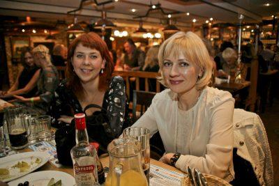 Потап и Настя, 8 ноября 2012 - Ресторан «Максимилианс» Самара - 22