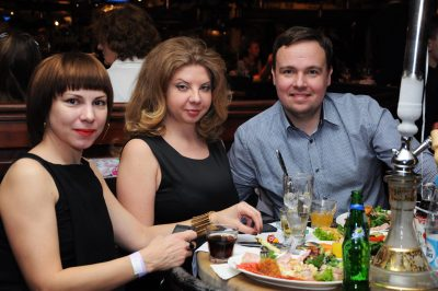 Празднование Нового года 2013 - Ресторан «Максимилианс» Самара - 04