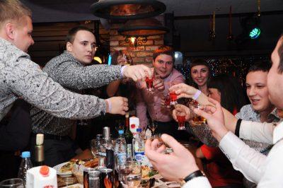Празднование Нового года 2013 - Ресторан «Максимилианс» Самара - 05