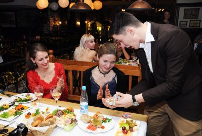 Празднование Нового года 2013 - Ресторан «Максимилианс» Самара - 14