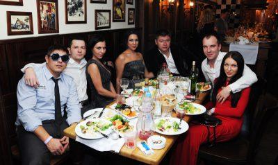 Празднование Нового года 2013 - Ресторан «Максимилианс» Самара - 15