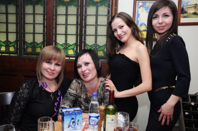 Празднование Нового года 2013 - Ресторан «Максимилианс» Самара - 22