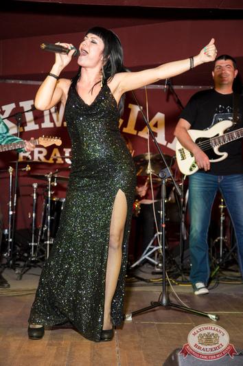 Предпраздничный вечер: презентация водки «Максимилианс», 8 мая 2014 - Ресторан «Максимилианс» Самара - 03