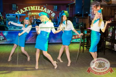 Предпраздничный вечер: презентация водки «Максимилианс», 8 мая 2014 - Ресторан «Максимилианс» Самара - 13