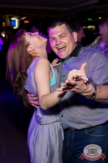 Предпраздничный вечер: презентация водки «Максимилианс», 8 мая 2014 - Ресторан «Максимилианс» Самара - 17