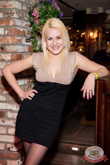 Предпраздничный вечер: презентация водки «Максимилианс», 8 мая 2014 - Ресторан «Максимилианс» Самара - 20