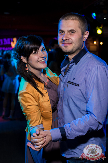Предпраздничный вечер: презентация водки «Максимилианс», 8 мая 2014 - Ресторан «Максимилианс» Самара - 21