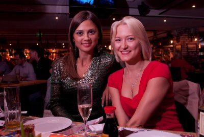 «Приключения Электроников», 14 сентября 2012 - Ресторан «Максимилианс» Самара - 08