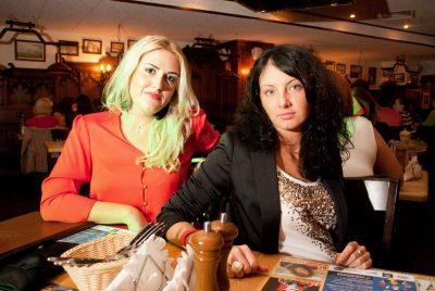 «Приключения Электроников», 14 сентября 2012 - Ресторан «Максимилианс» Самара - 10