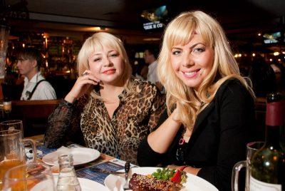«Приключения Электроников», 14 сентября 2012 - Ресторан «Максимилианс» Самара - 11