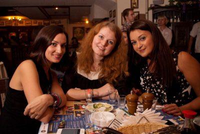 «Приключения Электроников», 14 сентября 2012 - Ресторан «Максимилианс» Самара - 13
