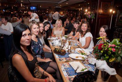 «Приключения Электроников», 14 сентября 2012 - Ресторан «Максимилианс» Самара - 14