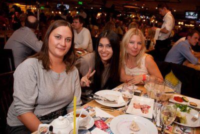 «Приключения Электроников», 14 сентября 2012 - Ресторан «Максимилианс» Самара - 17