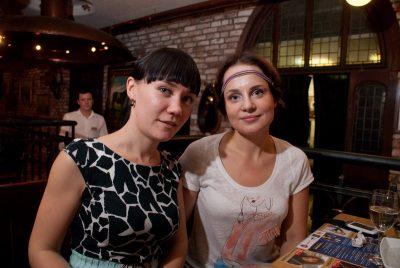 «Приключения Электроников», 14 сентября 2012 - Ресторан «Максимилианс» Самара - 20