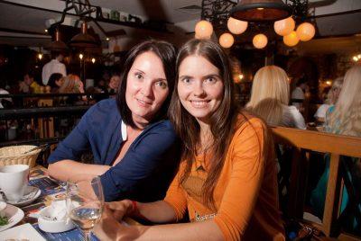 «Приключения Электроников», 14 сентября 2012 - Ресторан «Максимилианс» Самара - 25