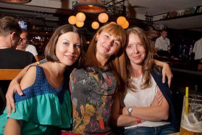 «Приключения Электроников», 14 сентября 2012 - Ресторан «Максимилианс» Самара - 26