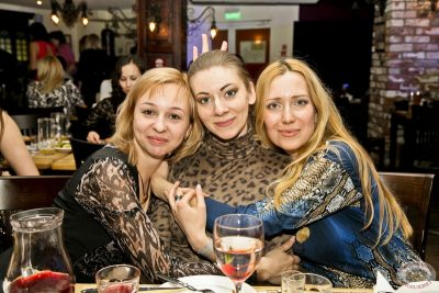 Международный женский день, 7 марта 2013 - Ресторан «Максимилианс» Самара - 13
