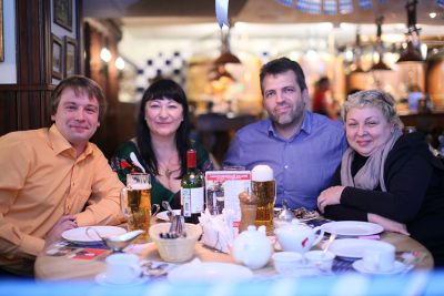 Reflex, 11 октября 2012 - Ресторан «Максимилианс» Самара - 08