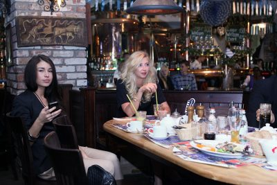 Reflex, 11 октября 2012 - Ресторан «Максимилианс» Самара - 14