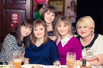 Репетиция Международного Женского дня, 7 марта 2014 - Ресторан «Максимилианс» Самара - 07