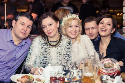Репетиция Международного Женского дня, 7 марта 2014 - Ресторан «Максимилианс» Самара - 15