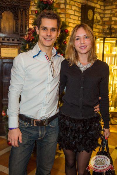 Репетиция нового года с группой «Отдельная история», 13 декабря 2014 - Ресторан «Максимилианс» Самара - 05