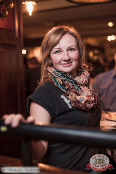Comedy Club: Руслан Белый, 15 марта 2015 - Ресторан «Максимилианс» Самара - 14