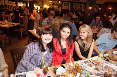 Самара приветствует открытие ресторана в Уфе, 6-7 сентября 2013 - Ресторан «Максимилианс» Самара - 06