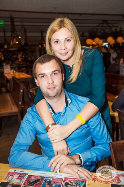 Шиз-оркестр «Каша», 15 октября 2014 - Ресторан «Максимилианс» Самара - 26
