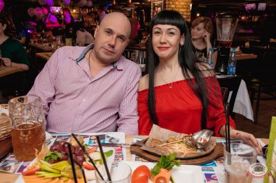 Вечеринка «Холостяки и холостячки», 16 марта 2019 - Ресторан «Максимилианс» Самара - 53