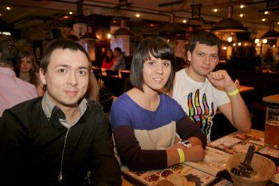 Смысловые галлюцинации, 29 ноября 2012 - Ресторан «Максимилианс» Самара - 07
