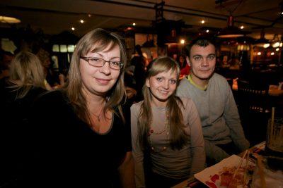 Смысловые галлюцинации, 29 ноября 2012 - Ресторан «Максимилианс» Самара - 09