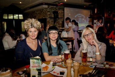 Смысловые галлюцинации, 29 ноября 2012 - Ресторан «Максимилианс» Самара - 10