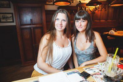 «Споём живьём!», второй тур, 12 июня 2013 - Ресторан «Максимилианс» Самара - 09