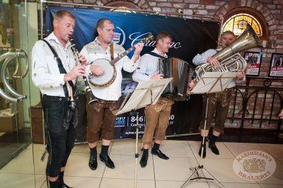 Старт 203-го фестиваля живого пива «Октоберфест», 20 сентября 2013 - Ресторан «Максимилианс» Самара - 01